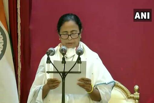 Mamata Banerjee oath: బెంగాల్ సీఎంగా మమతా బెనర్జీ మూడోసారి ప్రమాణ స్వీకారం