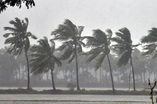 Monsoon in AP: ఏపీకి భారీ వర్ష సూచన... ఈ జిల్లాల్లో అలర్ట్..