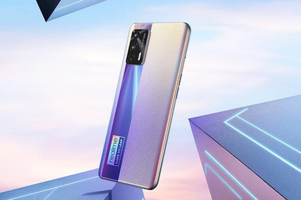Realme X7 Max: రియల్మీ ఎక్స్7 మ్యాక్స్ కొత్త వేరియంట్ వచ్చింది... ఈరోజే సేల్