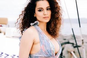 Kangana Ranaut: గుర్రంతో కంగనా రనౌత్.. అందాలు చూడతరమా?