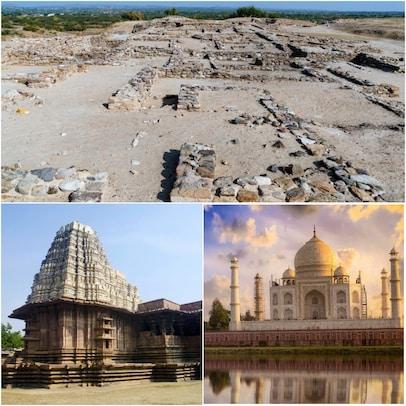 UNESCO Heritage Sites:రామప్ప నుంచి తాజ్మహల్ వరకు..భారత్లో యునెస్కో వారసత్వ ప్రదేశాలు ఇవే