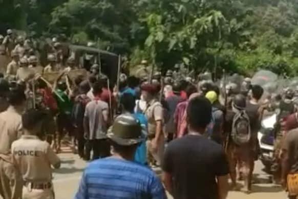 Breaking News: అసోం, మిజోరాం సరిహద్దుల్లో గొడవలు.. ఆరుగురు పోలీసులు మృతి