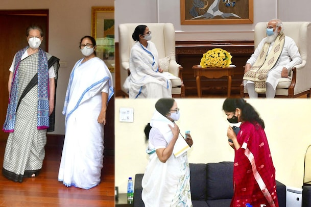 Mamata Banerjee: సీఎం అయ్యాక మమతా బెనర్జీ మొట్టమొదటి దిల్లీ టూర్.. ఎలా సాగిందంటే..