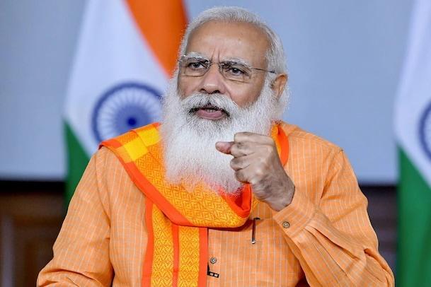 PM Narendra Modi: చరిత్ర సృష్టించిన భారత్..100 కోట్ల టీకాలపై ప్రధాని మోదీ కామెంట్స్..