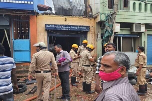 Blast in Bengaluru: బెంగళూరులో పేలుడు... ముగ్గురు మృతి.. పలువురికి గాయాలు..