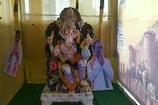 Telangana News: వామ్మో.. ఏందిది.. హుజురాబాద్ ఎన్నికల ప్రచారానికి దేవుడిని కూడా వదలట్లేదుగా