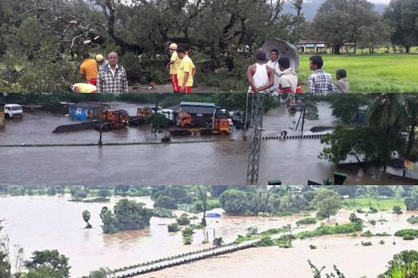 Cyclone Gulab Effect: ఆంధ్రప్రదేశ్ లో గులాబ్ బీభత్సం.. ఆరు జిల్లాలను వణికించిన తుఫాను