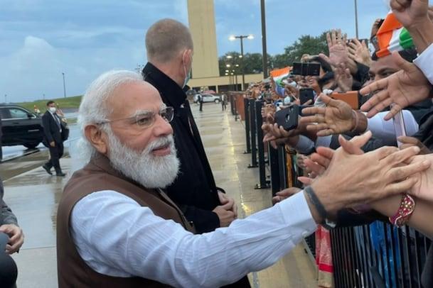 PM Narendra Modi: అమెరికాలో ప్రధాని మోదీకి ఘన స్వాగతం.. పూర్తి షెడ్యూల్ ఇదే