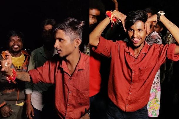 Sad: 'అయ్యయ్యో వద్దమ్మా.. సుఖీభవ' వీడియోతో వైరల్ అయిన యువకుడిపై దాడి.. ఎంతలా కొట్టారంటే..