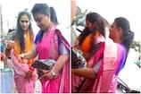 MLA Roja: జ్యోతిష్యురాలితో ఎమ్మెల్యే రోజా భేటీ.. మంత్రి పదవి కోసమేనా..?