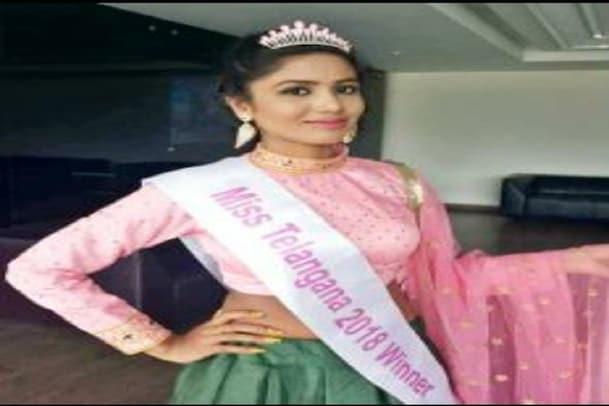 Hyderabad : మాజి మిస్ తెలంగాణ ఆత్మహత్య... లైవ్ వీడియో పోస్ట్..